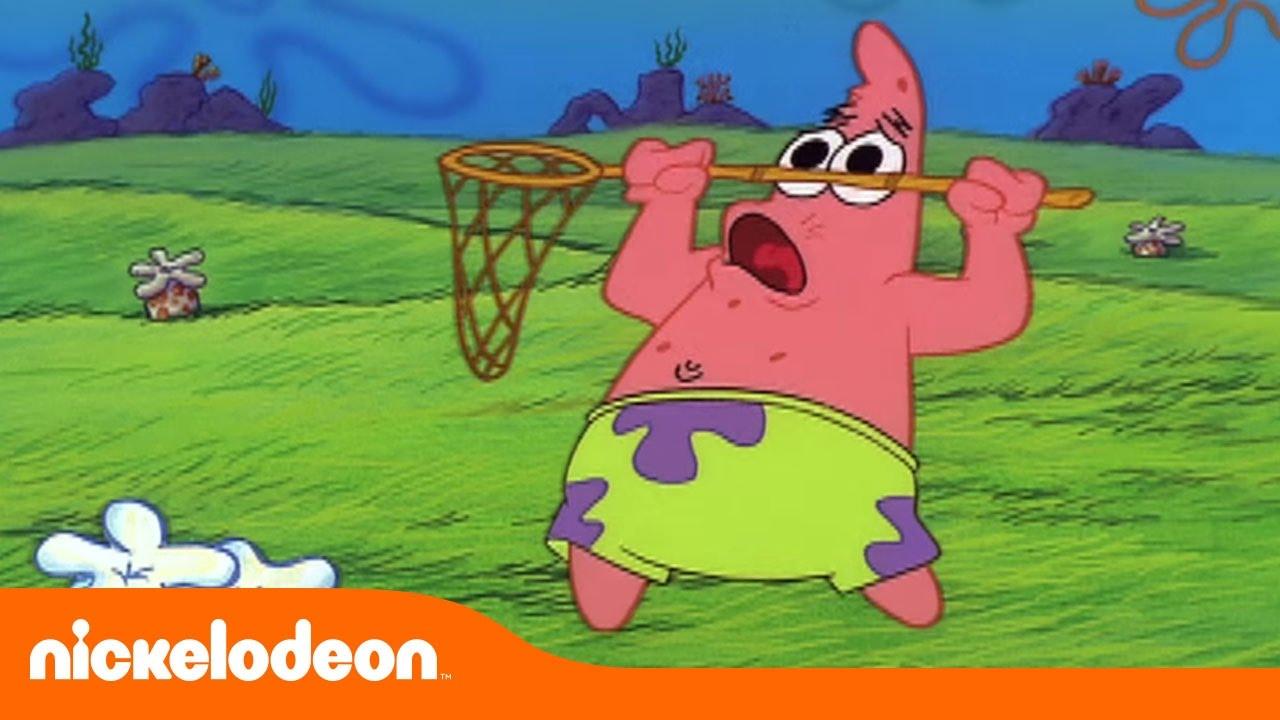 Bob Esponja Cazando A Bob Nickelodeon En Espa 241 Ol Youtube