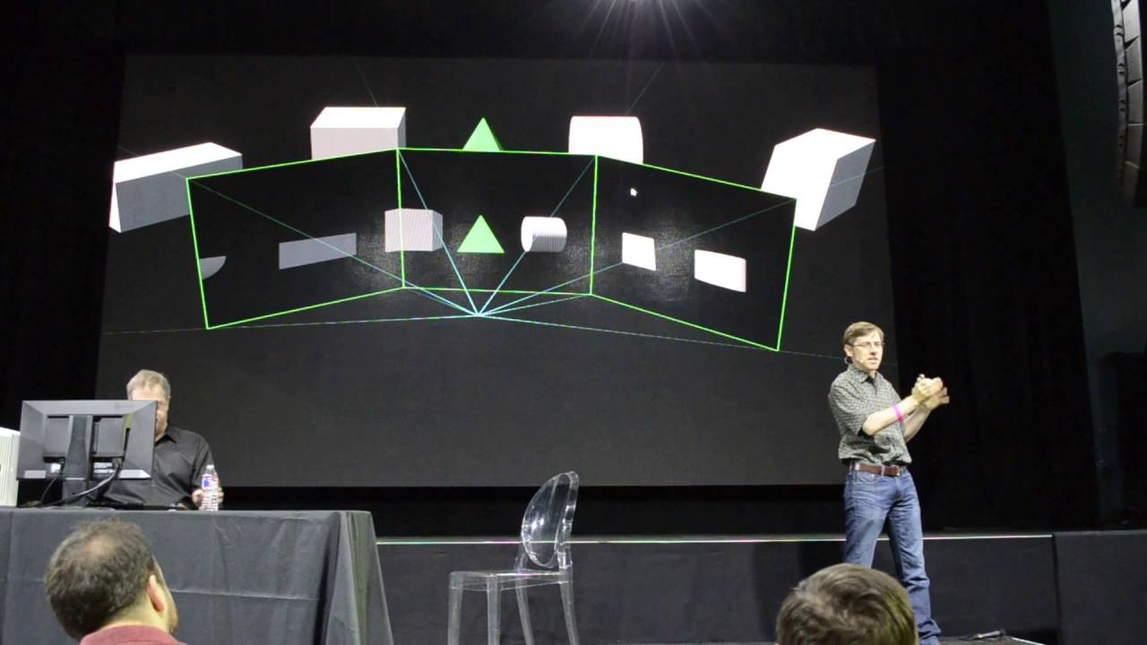 NVIDIA Explains Pascal Simultaneous Multi-projection