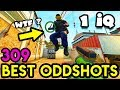 1 IQ PLAYER !! - CS:GO BEST ODDSHOTS #309