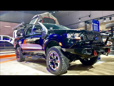 New 2019 Ford Ranger Pickup Truck
