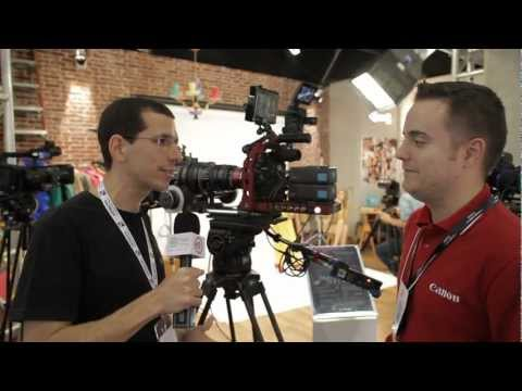 Tutorial Foco Filmes - Especial Broadcast & Cable - Canon EOS C300 Travel Video