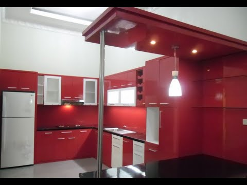 Kitchen Set Minibar Terbaru 2018