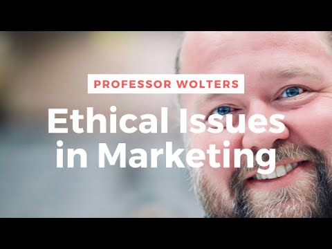 Ethical Issues In Marketing Communication
