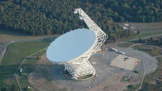 Услышать вселенную . Радиотелескоп.Гиганты астрономической науки.Ловушка для Солнца.