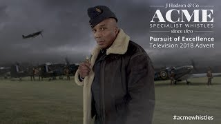 "Acme Whistles TV Ad 2018: ""Pursuit of Excellence"" WW1 Centenary Commemoration"