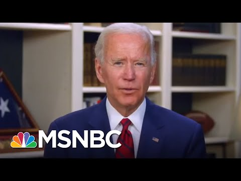 Biden Delivers Eulogy For 100,000 Americans Killed By Coronavirus | All In | MSNBC