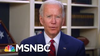 Biden Delivers Eulogy For 100,000 Americans Killed By Coronavirus   All In   MSNBC