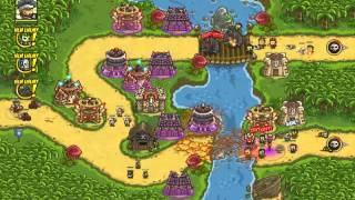 Play Free Online Kingdom Rush Frontiers Game - SNAPVINE BRIDGE
