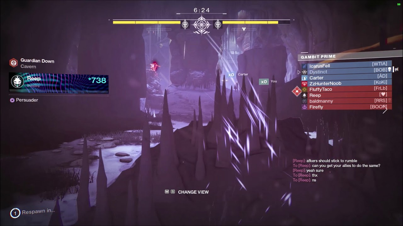 How To Not Get Kicked For Afk In Destiny 2