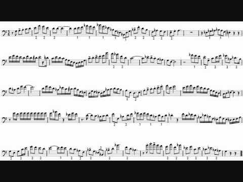 Bob McChesney 'America' Trombone Solo Transcription
