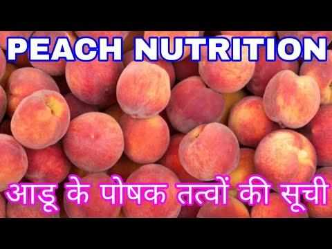peach-nutrition-आडू-के-पोषक-तत्वों-की-सूची--प्रदीप-कुमार
