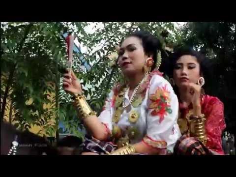 Khataman Alquran dengan Sayyang Pattu'du' di Mandar, Majene, Sulawesi Barat