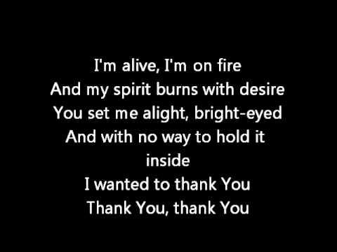 I'm Alive - Peter Furler