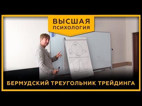 Бермудский Треугольник Трейдинга. Высшая психология. Сергей Змеев. 18+