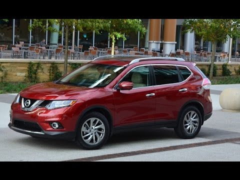 2015 nissan rogue select review engine interior exterior youtube. Black Bedroom Furniture Sets. Home Design Ideas