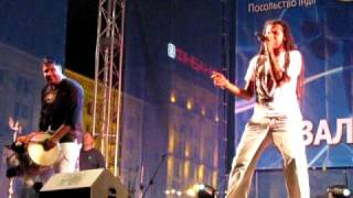 Apache Indian Performance at Kiev on Indian I-Day Celebration 2010