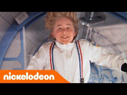 Nicky Ricky Dicky & Dawn | Giovani astronauti | Nickelodeon