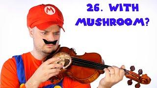 41 Ways to Play Mario Music