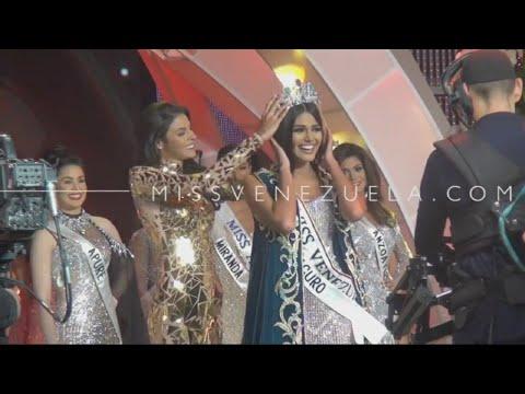 قضايا المرأة | ملكة جمال #فنزويلا للعام 2017 ستيفاني غويتيريز  - 13:22-2017 / 11 / 12