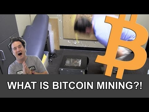 What Is Bitcoin Mining?!