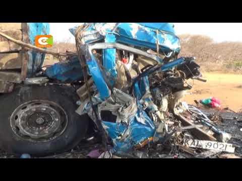 10 killed in Thika-Garissa Road accident