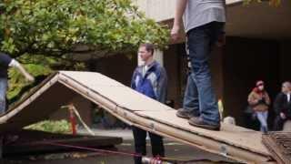 2012 Mhcc Cardboard Bridge Challenge In Ge101