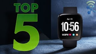 TOP 5 Best Cheap Smartwatches UNDER $50 You Can Buy in 2019
