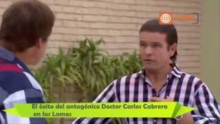 Al fondo hay sitio - Perú - Entrevista a Orlando Fundichely