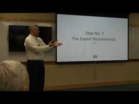 ASV Psychology of Service – Step 7 - The Expert Recommends