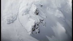 Avalanche Escape - Julien Lopez - Extreme Skier