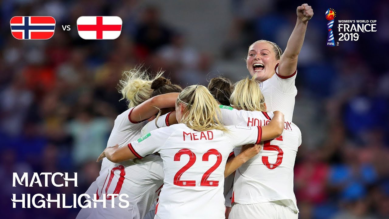 Norway vs England 0 - 3