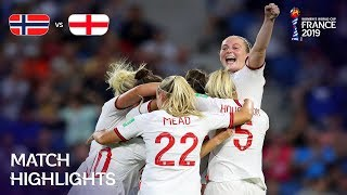 Norway v England - FIFA Women's World Cup France 2019™