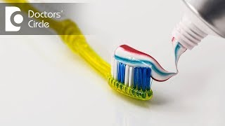 Which toothpaste is recommended for gum diseases? - Dr. Aniruddha KB