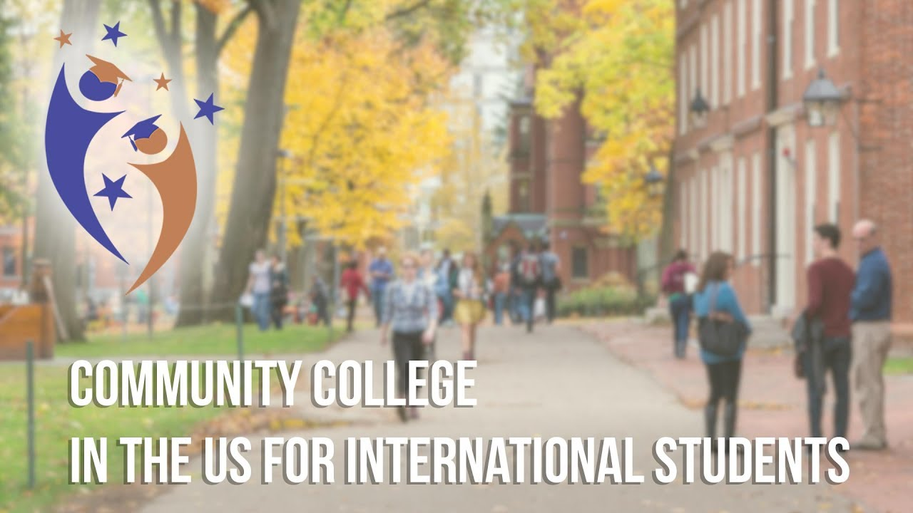 Community College in the USA for international students