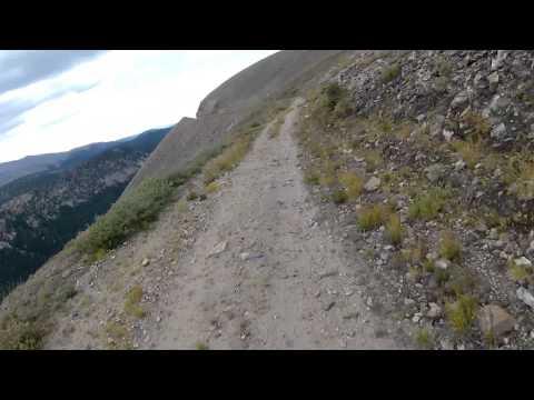 Mountain Biking Rollins (Corona) Pass, Colorado Continental Divide