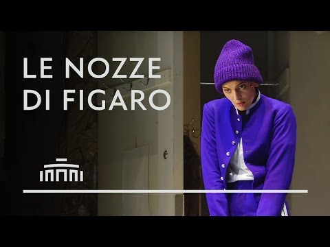 Voi Che Sapete (aria Cherubino) by Marianne Crebassa - Le nozze di Figaro - Dutch National Opera