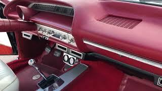 1964 Chevrolet Impala SS409 Factory Black - Frank's Car Barn - Buy, Sell and Trade Classic Cars