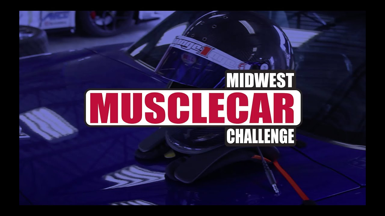 2015 Midwest Muscle Car Challenge with Al Unser Jr. and Robby ...