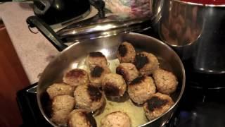 How to Make Authentic Italian Meatballs
