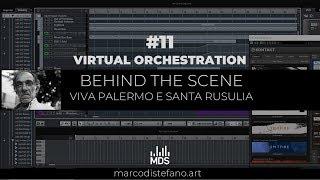 VO #11 How to create a realistic VST-orchester - Viva Palermo und Santa Rusulia - Spitfire audio