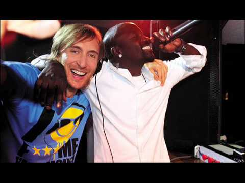 New Akon Ft David Guetta Party Animal With Dl Link Brand New
