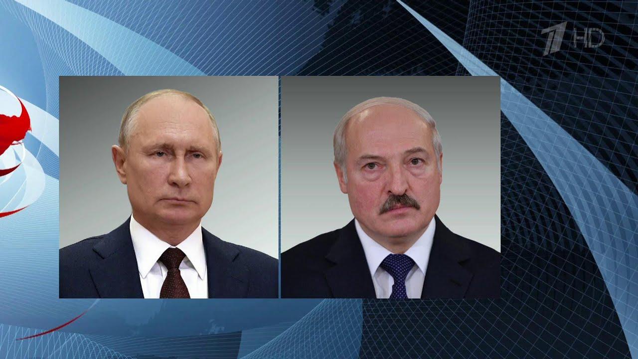 В Сочи Владимир Путин и Александр Лукашенко обсудят экономические проблемы Союзного государства