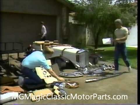 Classic Motor Carriages Gazelle Youtube