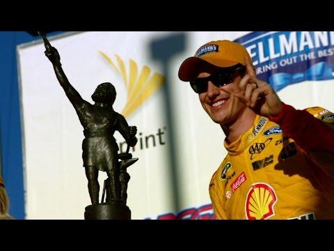 Winner's Weekend: Joey Logano - Talladega   NASCAR RACE HUB