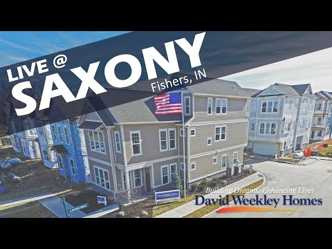 The Villas At Saxony - David Weekley Homes - Fishers, IN