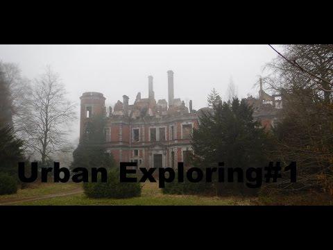 Urban Exploring #1 - Abandoned Villa & Abandoned Castle