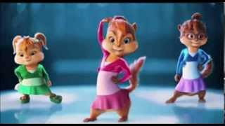 Ciara - Body Party - Chipettes version