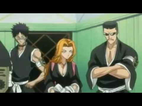Bleach Vice Captain Rukia Vs Arrancar AMV