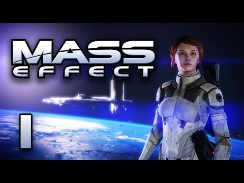 No Normal Shakedown (Mass Effect #1)