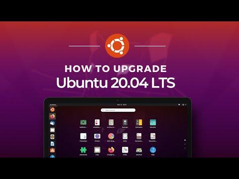安裝 Ubuntu 20